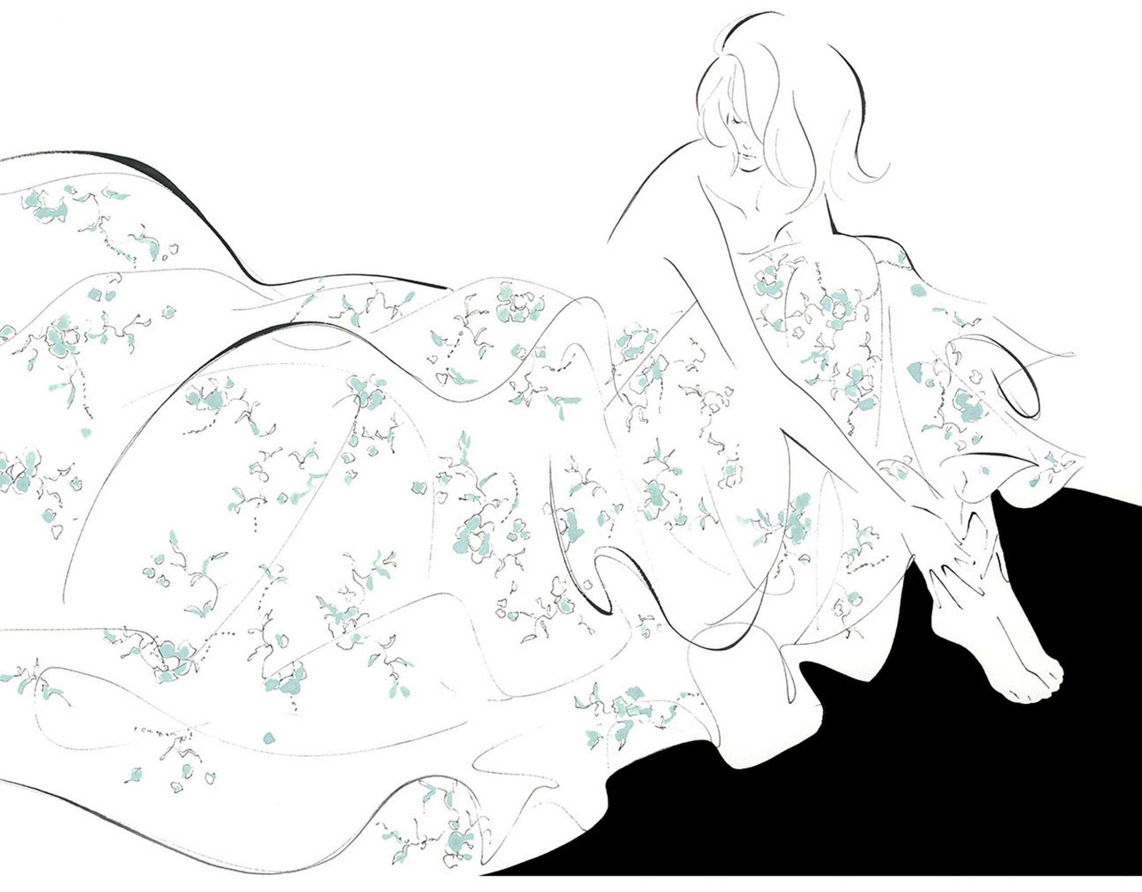 gentle dress
